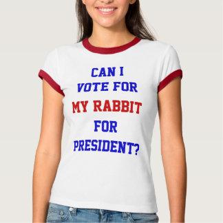 Pode o voto de I para meu coelho para a camisa do