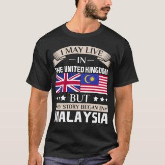 Pode viver na história BRITÂNICA começou na camisa