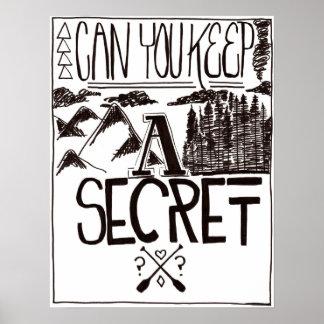 Pode você manter um segredo poster