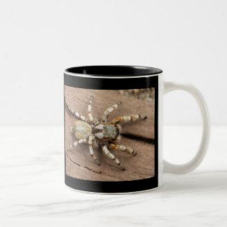Pode você sorver deste? caneca de café em dois tons