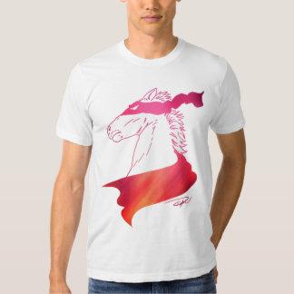 Poder de cavalo por Jesse Lebon Tshirts