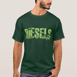 Poder diesel & torque camiseta
