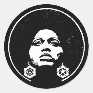 Poder do Afro Adesivo