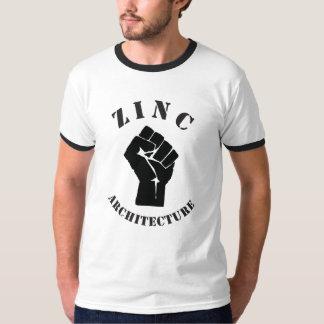 poder do zinco tshirt
