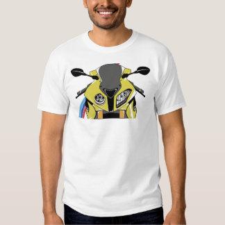 PODER LEGENDÁRIO da bicicleta M do esporte de BMW Camisetas