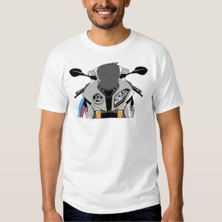 PODER LEGENDÁRIO da bicicleta M do esporte de BMW Tshirt