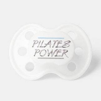 Poder SUPERIOR de Pilates Chupeta Para Bebê