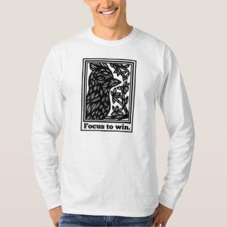Poderosos racionais realizam produtivo camisetas