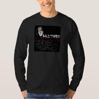 Poemas líricos do cristão de Britney Tshirts