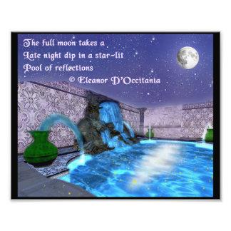 """Poesia 10"""" das reflexões do Estrela-Lit x 8"""" foto"""