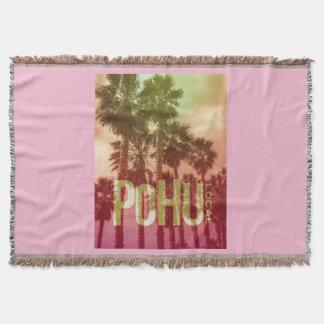 PoHuLocal-Bonito no rosa jogue confortavelmente a Coberta
