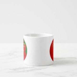 Poinsétia Xícara De Espresso