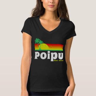 Poipu Kauai Havaí Tshirt