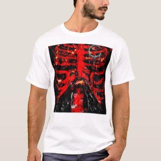 {POISONLAND} Camisa FIT da caixa torácica