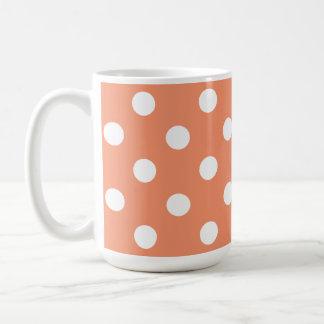 polca caneca de café