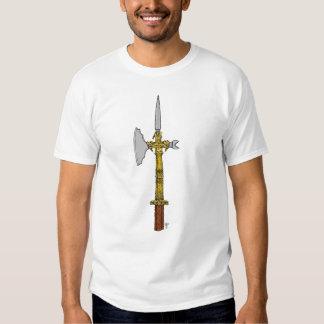 Poleaxe da camisa de Edward IV T T-shirt