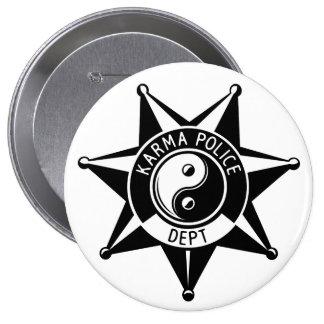 Polícia das karmas boton