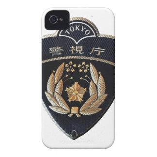 Polícia de Tokyo Capas Para iPhone 4 Case-Mate