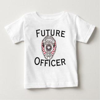 Polícia futura Serviço Bebê Camisa de Slidell do