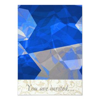 Polígono abstratos 261 convite