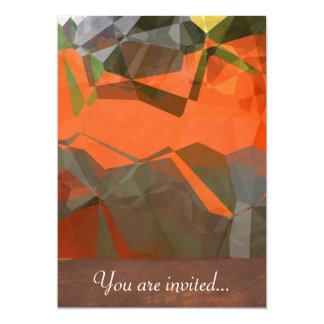 Polígono abstratos 59 convite