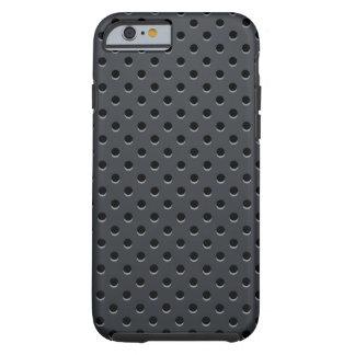 polímero Carbono-fibra-reforçado Capa Tough Para iPhone 6