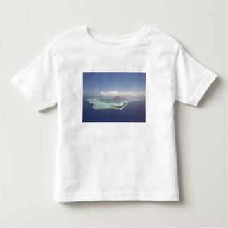 Polinésia francesa, Tahiti, Bora Bora. T-shirt