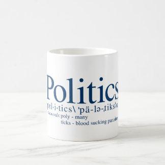 Política Caneca De Café