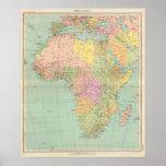 Política de 10708 África Poster