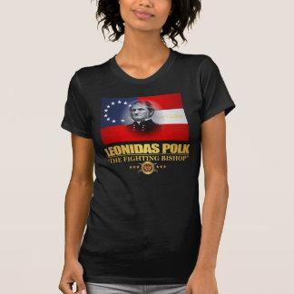 Polk (patriota do sul) camiseta