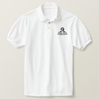 Pólo bordado FACP Camiseta Bordada Polo