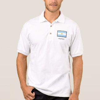 Pólo de Argentina Camisa Polo