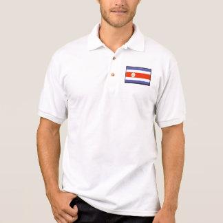 Pólo de Costa Rica Camisa Polo