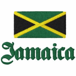 Pólo de Jamaica Camiseta Bordada Polo