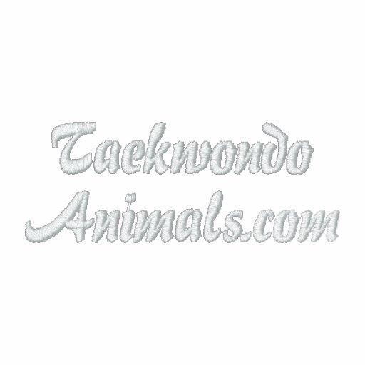 Polo de Taekwondo Animals.com