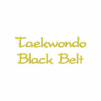 Polo do cinturão negro de Taekwondo