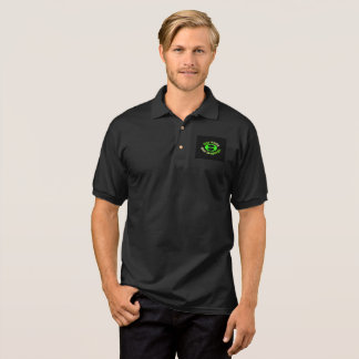 Pólo do esperanto camisa polo