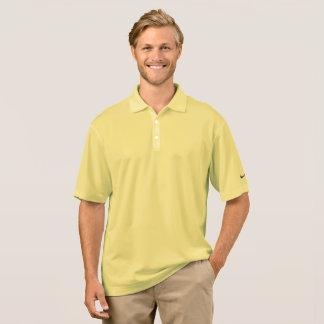 Pólo do piqué do Dri-AJUSTADO de Nike dos homens Camisa Polo