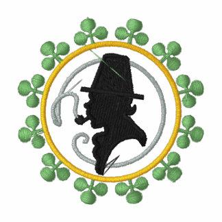Pólo irlandês bordado