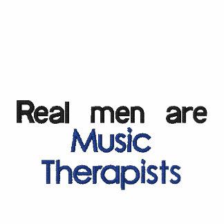 pólo masculino da terapia de música camisa polo