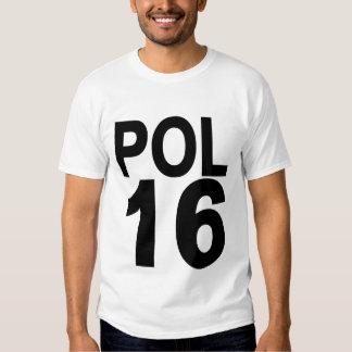 POLÔNIA 16.png Tshirts