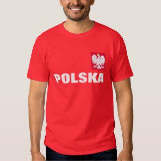 "Polônia ""Polska "" Camisetas"