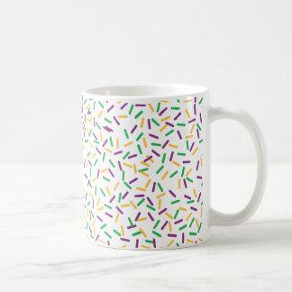 Polvilha na caneca de café superior 2