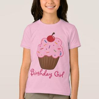 Polvilhe o cupcake camiseta