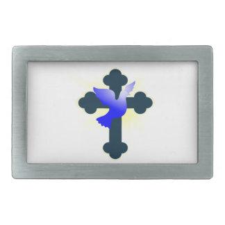 Pomba e cruz