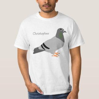 Pombo personalizado camiseta