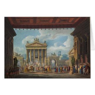 Pompeia Cartão Comemorativo