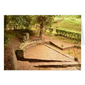 Pompeii Cartão Comemorativo