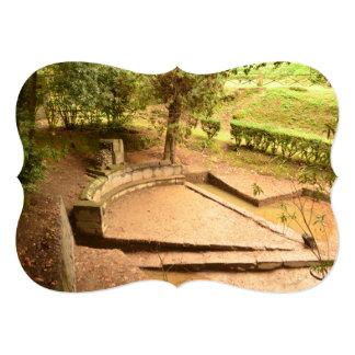 Pompeii Convite 12.7 X 17.78cm