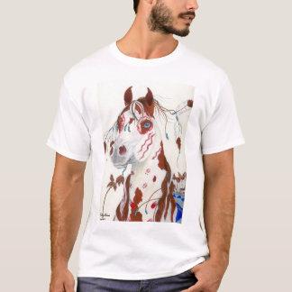 Pônei indiano sagrado da caça camiseta